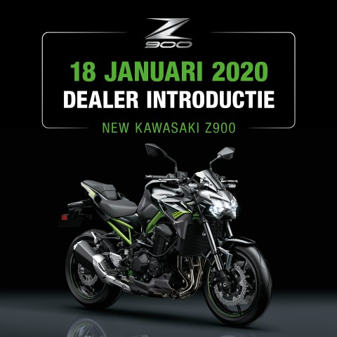 Z900 dealer intro NL